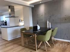 betonoptik schöner wohnen top referenz wohnzimmerwand in betonoptik mit
