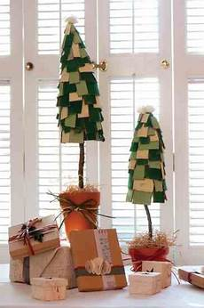 baum basteln pappe try this projects for the holidays mini cardboard tree