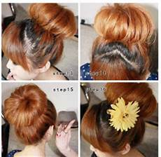 4 step easy korean hairstyle cute pretty hairstyle trends