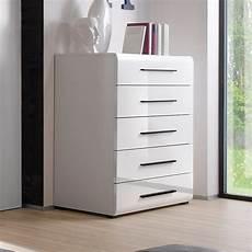 schlafzimmer kommoden kommode harmonys schlafzimmer hochkommode wei 223 hochglanz