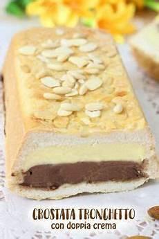 crema quanto si conserva in frigo crostata tronchetto con doppia crema ricetta facile