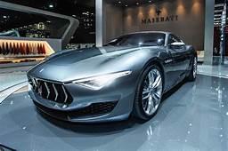 Electric Maserati Alfieri Planned  Automobile Magazine
