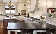 Kitchen Backsplash Black Countertop by Flamed Black Countertop White Backsplash Backsplash