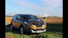 2017 Renault Kadjar Test Review Probefahrt