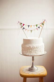 i do it yourself cake bunting