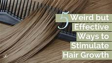 5 but effective ways to stimulate hair growth simply organic