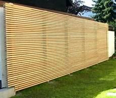 Terrasse Zaun Holz - natur zaun ansicht lang gartenzaun holz dortmund zaun aus