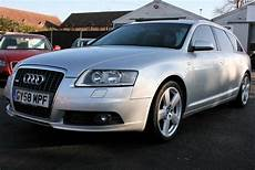 Audi A6 For Sale by Used Light Silver Audi A6 Avant For Sale Cambridgeshire