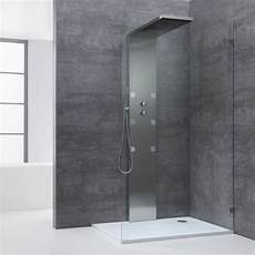 Duschwand Walk In - awt duschwand walk in duschabtrennung lw1500 150x210