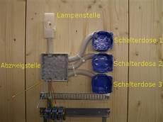 kreuzschaltung anschliessen und verdrahten elektricks
