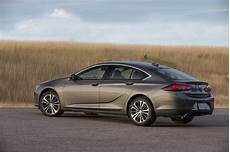 2018 buick regal sportback first drive a few surprises up