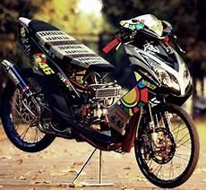 Modifikasi Motor Nouvo by Gambar Modifikasi Motor Nouvo Thailook Style