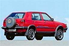 Curios Volkswagen Golf Country Honest