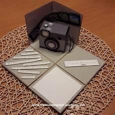 geldgeschenk kamera basteln die kamerabox das geldgeschenk geschenke geldgeschenke