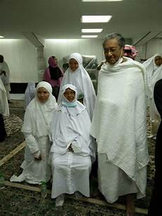 Penang Route 6 Gambar Eksklusif Mahathir Di Mekah