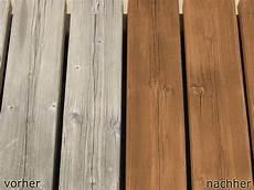 Holz Lasieren Weiß Vorher Nachher - malerservice gabler