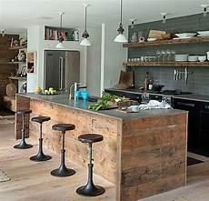 küchen selber bauen two ways to create rustic kitchen island my kitchen
