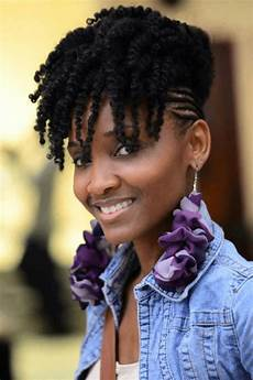 natural hair braids styles for black in 2015