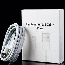 Oem Original Sync Cable Charger Genuine Lightning For