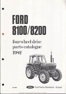 catalogue pieces ford catalogue pi 232 ces pont avant schindler ford 8100 8200