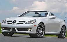 Mercedes Slk Cabrio - used 2010 mercedes slk class convertible pricing