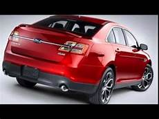 2017 Ford Taurus Redesign Release And Changes