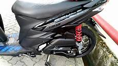 Modifikasi Mio Soul Gt 125 by Mio Soul Gt 125 Modif Pelek Jari Jari Ring 14