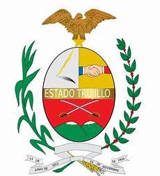 ave del estado trujillo file escudo de armas del estado trujillo svg wikimedia commons