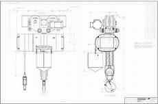 Product Code 5227m Cm Lodestar Xl Electric Chain Hoist