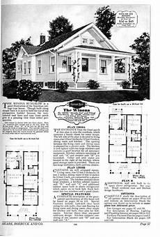 sears bungalow house plans 201 pingl 233 sur houses