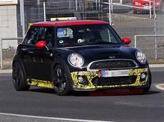 Une Mini Cooper S Jcw Grand Prix En Test