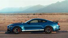 2020 ford shelby gt500 roars into detroit with dct no hp