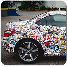 cnhgarts bomb sticker car decoration foil car wrap vinyl