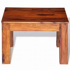 Sheesham Solid Wood Coffee Table 60 X 60 X 40 Cm Www