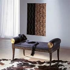 sitzbank schlafzimmer klassische bank gepolsterte sitzbank holzbank