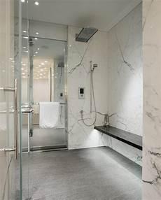 Naturstein Dusche Mit Sitzbank Eine Der Bad Ideen Badezimmer