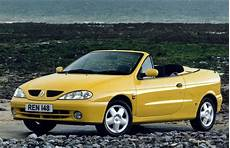 Renault Megane Coupe Cabrio 1999 Car Review Honest