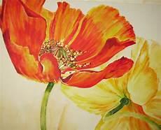 Acryl Malvorlagen Blumen Acryl Blumen