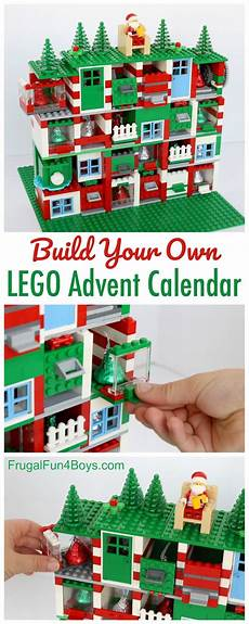How To Build An Awesome Lego Advent Calendar With Doors