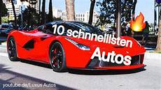 Die 10 Schnellsten Autos Der Welt 2018 Neu