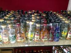 miniature jamaican rum bottles pre packaged these are