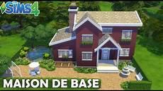 Les Sims 4 Maison 100 Jeu De Base Construction