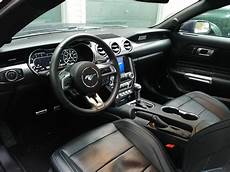 Interior Photo Of My 2018 Mustang Gt W Digi Dash And 10