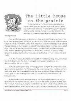 little house on the prairie lesson plans little house on the prairie esl worksheet by lilacrose