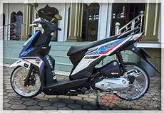 Modifikasi Beat New by Modifikasi Motor Beat Babylook 2019 Kumpulan Gambar