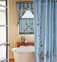 Matching Window And Shower Curtains curtain ideas shower curtains with matching window curtains