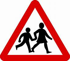 file mauritius road signs warning sign children svg