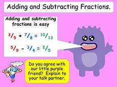 add and subtract fractions ks2 y5 differentiated worksheets 54 flip cards presentations by
