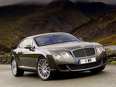 Cars And 2010 Bentley Continental GT