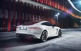 Wallpaper Jaguar F TYPE SVR Coupe 2018 HD Automotive
